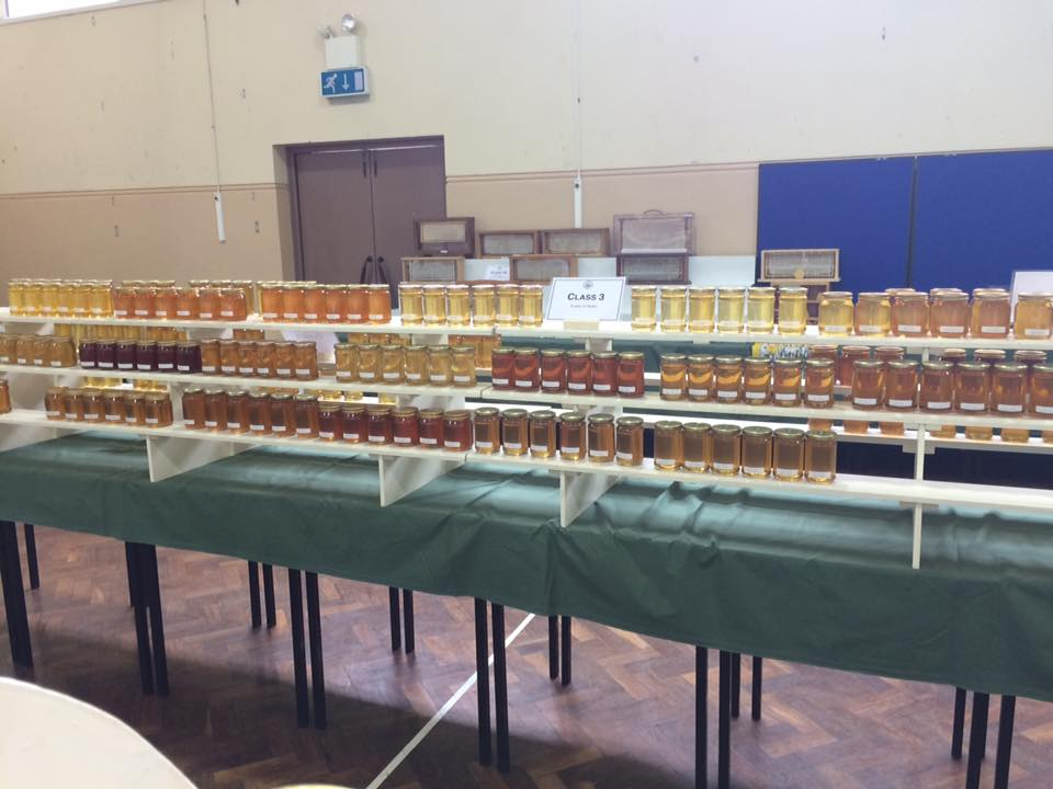 Selection of Honey